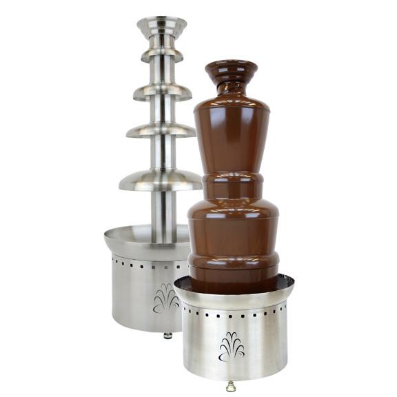 American Chocolate Fountains Buffet Enhancements