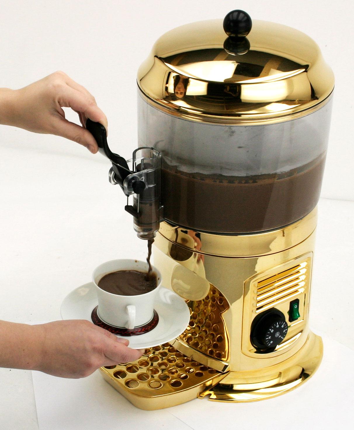 Chocolate Shot Machine